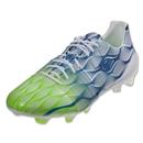 adidas Nitrocharge Crazylight FG (White/Solar Green/Solar Blue)