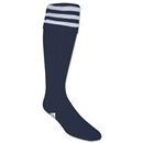 adidas 3-Stripe Socks (Navy/White)