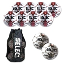 Select Royale Soccer Ball Kit (Wh/Ma)