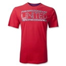 Manchester United Club Soccer T-Shirt