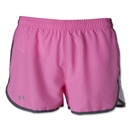 Under Armour Women's TG Escape 3 Short (Pink/Sv)