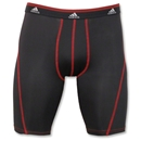 adidas Flex360 Boxer Brief (Blk/Red)