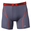 adidas Flex360 Boxer Brief (Slv/Or)