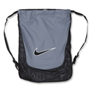 Nike Brasilia 5 Gym Sack (Blk/Grey)