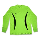 GK1 Messing LS Goalkeeper Jersey (Lime)
