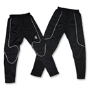 GK1 Goalkeeper Long Pants (Black)