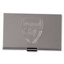 Arsenal Chrome Business Card Holder