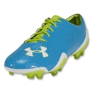 Under Armour Blur Pro-FG Cleats (Capri/Fusion/White)
