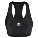 adidas Women's Techfit Solid Bra (Black)