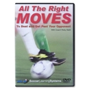 Training Soccer Skills 3-disk DVD Set