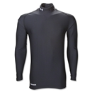 UA ColdGear Game Day Compression Mock (Black)
