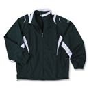 Xara Europa Women's Soccer Jacket (Dark Green)
