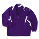 Xara Europa Women's Soccer Jacket (Purple)