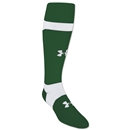 Under Armour Dominate Socks (Dark Green)