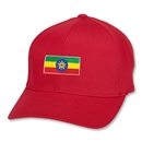 Ethiopia Flex Fit Cap (Red)