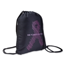 Under Armour Power in Pink Sackpack