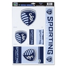 Sporting Kansas City 11x17 Ultra Decal