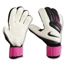 Nike Goalkeeper Premier SGT Goalkeeper Glove (White/Pink Flash)