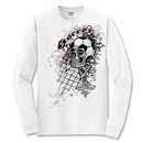 Soccer Bad to the Bone Long Sleeve T-Shirt