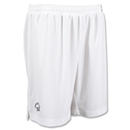Pele Solid Soccer Shorts (White)