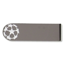UEFA Champions League Balon Money Clip (White)