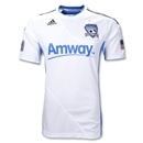 San Jose Earthquakes 2011 Authentic Away Soccer Jersey