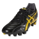 Asics Lethal Stats Cleats (Black/Wattle)