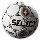 Select Thor Soccer Ball (White/Black/Silver)