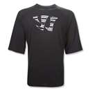 Warrior All Hail Tech T-Shirt (Black)