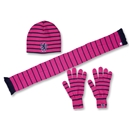 Chelsea Ladies Knit Hat/Scarf/Glove Set