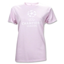 UEFA Champions League Logo Women's T-Shirt