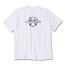 adidas Youth Soccer T-Shirt (White)