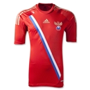 Russia 11/13 Home Authentic TechFIT Jersey
