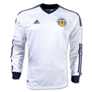 Scotland 12/13 Long Sleeve Away Jersey