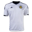 Scotland 12/13 Away Soccer Jersey