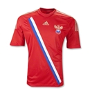 Russia 11/13 Home Youth Soccer Jersey