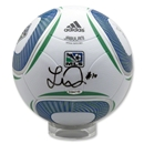 Landon Donovan Autographed Official MLS Soccer Ball