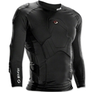 Storelli Bodyshield Goalkeeper 3/4 Shirt (Black)