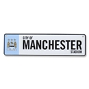 Manchester City 3D Stadium Window Sign
