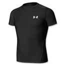 Under Armour Youth HeatGear T-Shirt (Black)