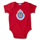 Chivas Bodysuit (Red)