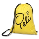 Pele Signature Gym Sack (Yellow)