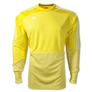 adidas Mundial 12 Long Sleeve Goalkeeper Jersey (Yellow)