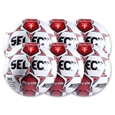 Select Royale Red Game Ball 6 Pack