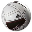 adidas F 50 X-ITE Soccer Ball (WHITE/BLACK/CORE ENERGY)