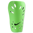Nike5 J Guard Shinguard (Neo Lime)