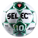 Select Numero 10 Soccer Ball (White/Forest)