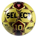 Select Numero 10 Soccer Ball (Yellow/Red)