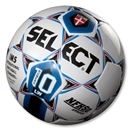 Select Numero 10 LW Soccer Ball (WHITE/BLUE/MAROON)