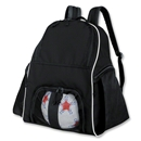 High Five Heavy Duty Backpack (Blk/Wht)